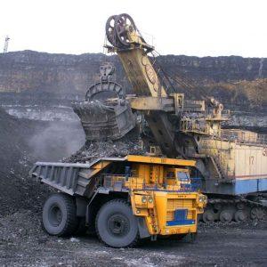 Reversing camera system mining industry vehicles