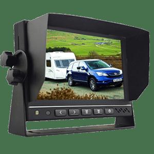 RS 7 Dash Mount Reversing 1 Camera System
