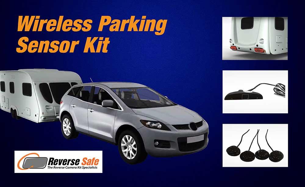Wireless Parking Sensor Kit