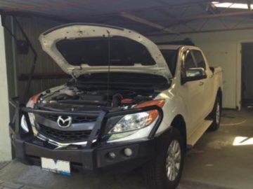 4WD Reverse Camera Installations