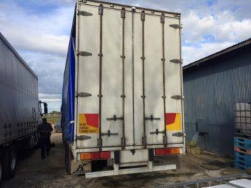 truck reverse camera installation