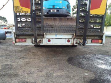 Truck & Heavy Machinery reverse camera Installations