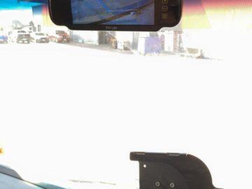 Truck & Heavy Machinery reverse camera monitor Installations