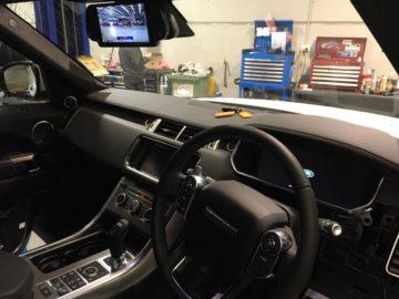 Trade Trailor Reversing Camera monitor Installations