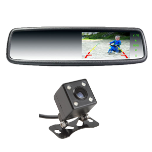 4.3`` Car Rear View Mirror Monitor