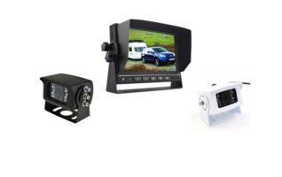 rs 7 dash mount reversing 2 camera system