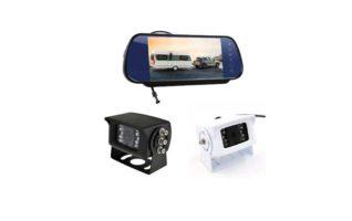 RS 7 Reversing Mirror 2 Cameras System