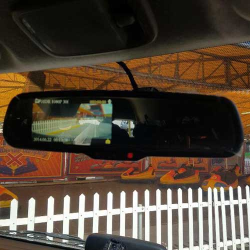 Reversing-Mirror-Camera-system