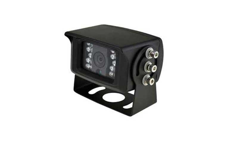 RS Square Black Reversing Camera