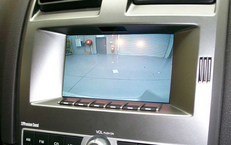 Reversing Camera Kits Specialists - Melbourne Installation Available