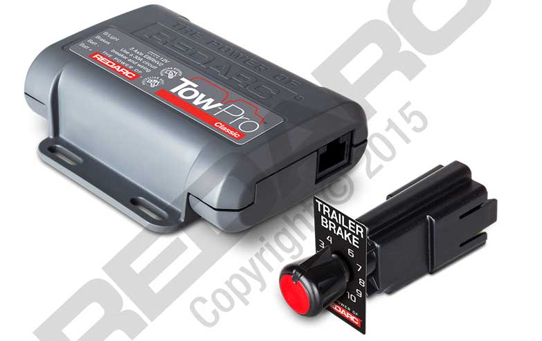 REDARC TOW-PRO CLASSIC ELECTRIC BRAKE CONTROLLER