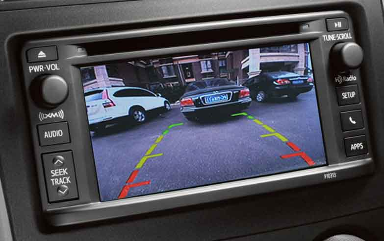 Reversing Camera Kits Specialists - Melbourne Installation