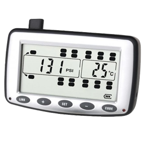 TPMS Monitor with battery