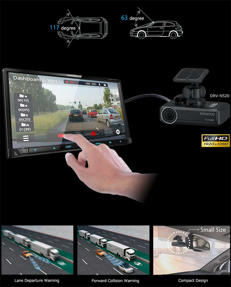 Dash-camera-Linkage