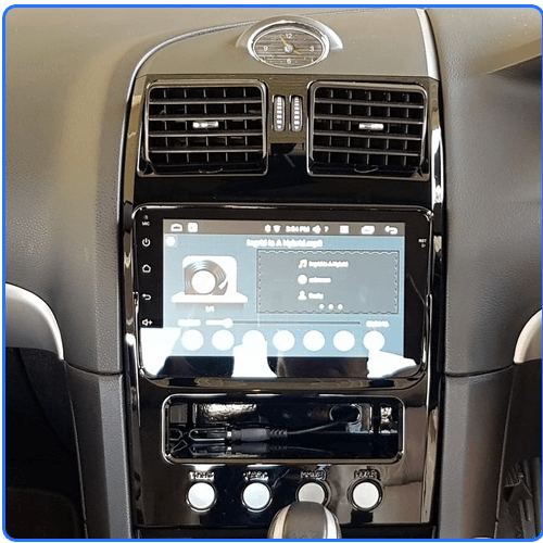 Ford BA-BF Territory Android ICC-Gloss Black