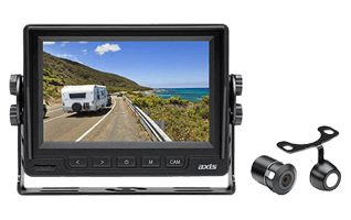 "AXIS 5"" Heavy Duty LED Monitor & Camera Kit"