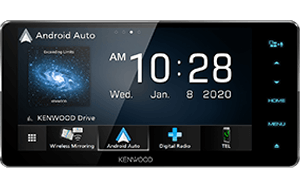 Kenwood DDX920WDABS-headunit