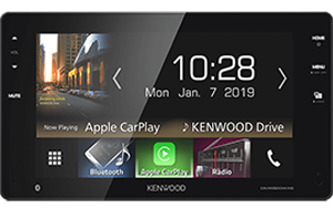 Kenwood DMX820WXS-headunit