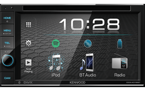 Kenwood-DDX4019BT-Headunit