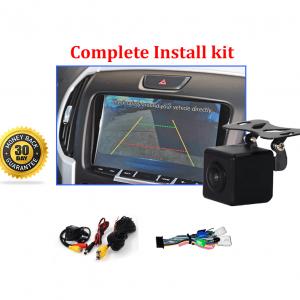 RS-Reverse Camera Kit Integration for Isuzu MU-X OEM Factory Screen 2013 to 2019