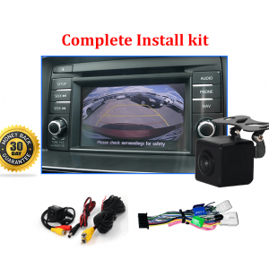 RS-Reverse Camera Kit for MAZDA 6 (GJ) OEM Factory Screen 2013 to 2015