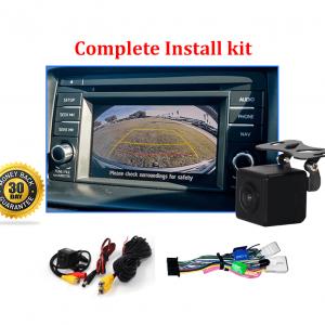 RS-Reverse Camera Kit for MAZDA CX5 (KE) OEM Factory Screen 2012 to 2015