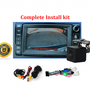 RS-Reverse Camera Kit for MAZDA CX9 (TB) OEM Factory Screen 2006 to 2011