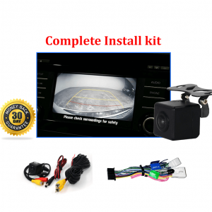 RS-Reverse Camera Kit for MAZDA CX9 (TB) OEM Factory Screen 2012 to 2013