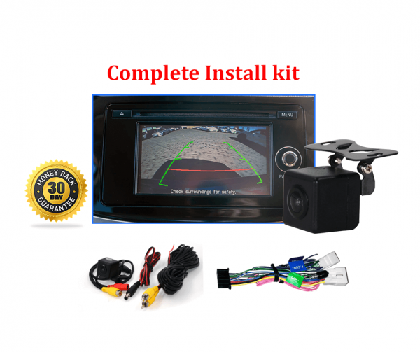 RS-Reverse Camera Kit for MITSUBISHI ASX (XB) OEM Factory Screen 2013 to 2018