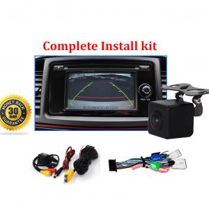 RS-Reverse Camera Kit for Mitsubishi Lancer (CF) OEM Factory Screen 2014 to 2018