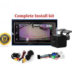 RS-Reverse Camera Kit for Mitsubishi Pajero (NT-NX) OEM Factory Screen 2015 to 2019
