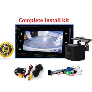 RS-Reverse Camera Kit for Mitsubishi Pajero Sport OEM Factory Screen 2016 to 2018