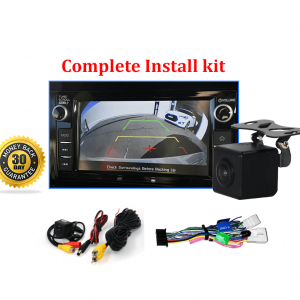 RS-Reverse Camera Kit for Subaru BRZ OEM Factory Screen 2017 to 2020