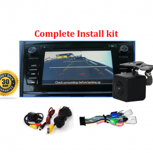 RS-Reverse Camera Kit for Subaru Forester (SJ) OEM Factory Screen 2015 to 2018