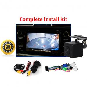 RS-Reverse Camera Kit for Subaru Impreza (GP-GJ) OEM Factory Screen 2015 to 2016