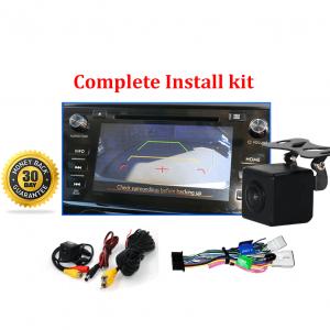 RS-Reverse Camera Kit for Subaru Levorg (V1) OEM Factory Screen 2016 to 2018