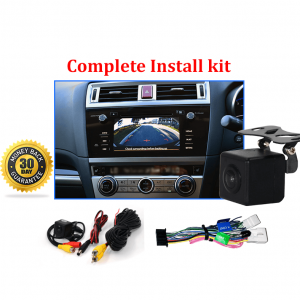 RS-Reverse Camera Kit for Subaru Liberty (BN-BS) OEM Factory Screen 2015 to 2017