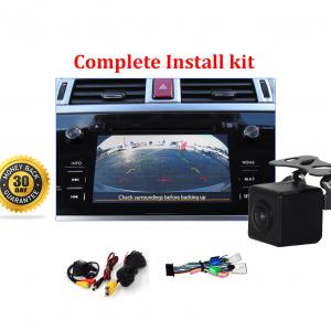 RS-Reverse Camera Kit for Subaru Liberty (Legacy) OEM Factory Screen 2015 to 2018