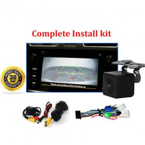 RS-Reverse Camera Kit for Subaru XV (GJ-GP) OEM Factory Screen 2015 to 2016