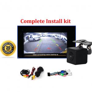 RS-Reverse Camera NTS Kit for Subaru Impreza GP, GJ OEM Factory Screen 2015 to 2016