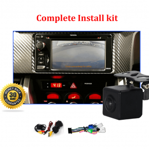 RS-Reverse Camera NTSC Integration Kit for Toyota 86 Factory Screen 2012 to 2017
