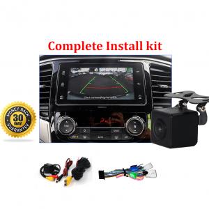 RS-Reverse Camera NTSC Kit for Mitsubishi Triton MR OEM Factory Screen 2019