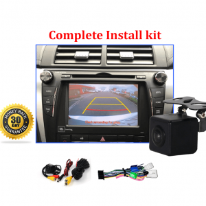 RS-Reverse Camera NTSC Kit for Toyota Aurion OEM Factory Screen 2015 to 2018