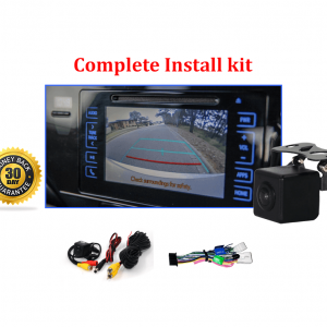 RS-Reverse Camera NTSC Kit for Toyota Corolla Hatch OEM Factory Screen 2015 to 2017