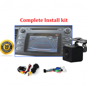 RS-Reverse Camera NTSC Kit for Toyota Kluger OEM Factory Screen 2014 to 2019
