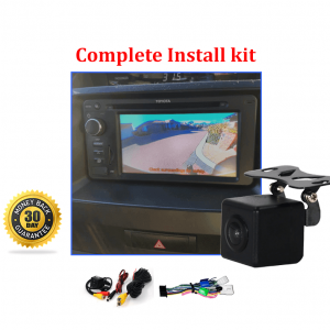 RS-Reverse Camera NTSC Kit to suit Toyota Landcruiser Factory Screen 2007 to 2015