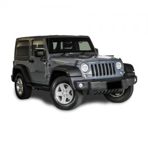Jeep Wrangler 2007-2018 JK Car Stereo Upgrade