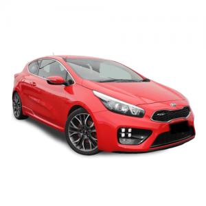 Kia Pro-Ceed 2014-2015 JD Car Stereo Upgrade