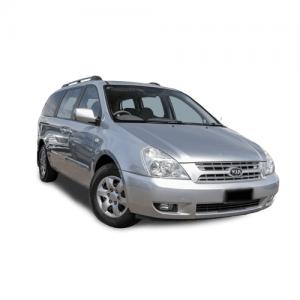 Kia Grand Carnival 2006-2015 VQ Car Stereo Upgrade