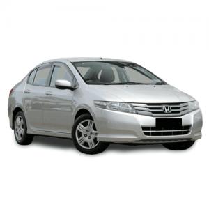 Honda City 2009-2013 GM Car Stereo Upgrade